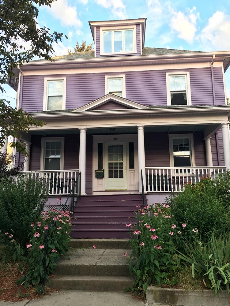 PurpleNorthEndHouse